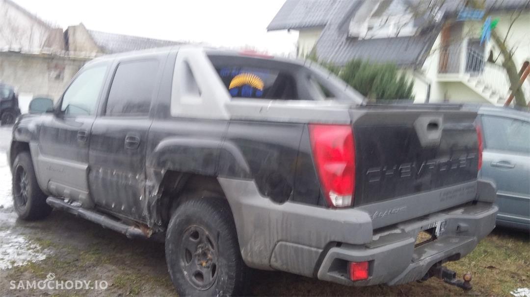 Chevrolet Avalanche ciężarowy , FAKTURA VAT  1