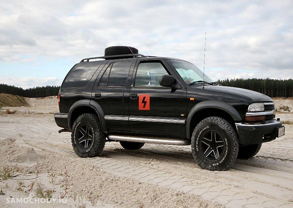 Chevrolet Blazer chevrolet s10 blazer 4x4 1