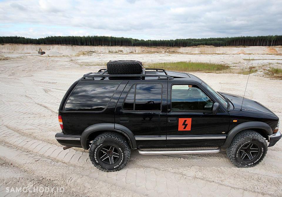Chevrolet Blazer chevrolet s10 blazer 4x4 2