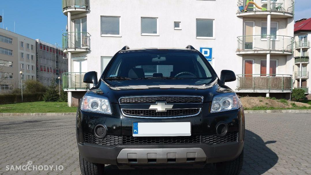 Chevrolet Captiva  Benzyna+LPG, zadbane , opony zimowe + letnie  1