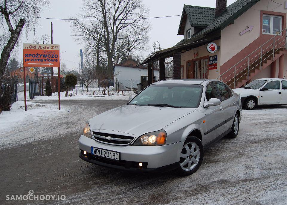 Chevrolet Evanda AUTO Z PLSKIEGO SALONU 1
