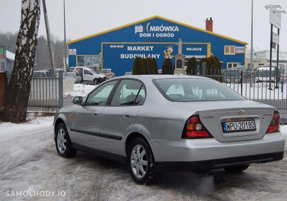 Chevrolet Evanda AUTO Z PLSKIEGO SALONU 2