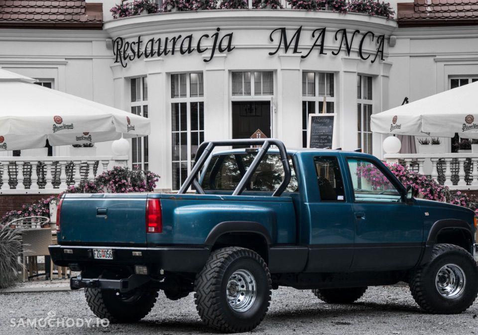 Chevrolet K1500 pick-up ze skrzynią ładunkową typu Stepside 2