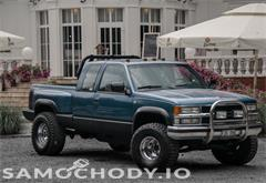 chevrolet z miasta sopot Chevrolet K1500 pick-up ze skrzynią ładunkową typu Stepside
