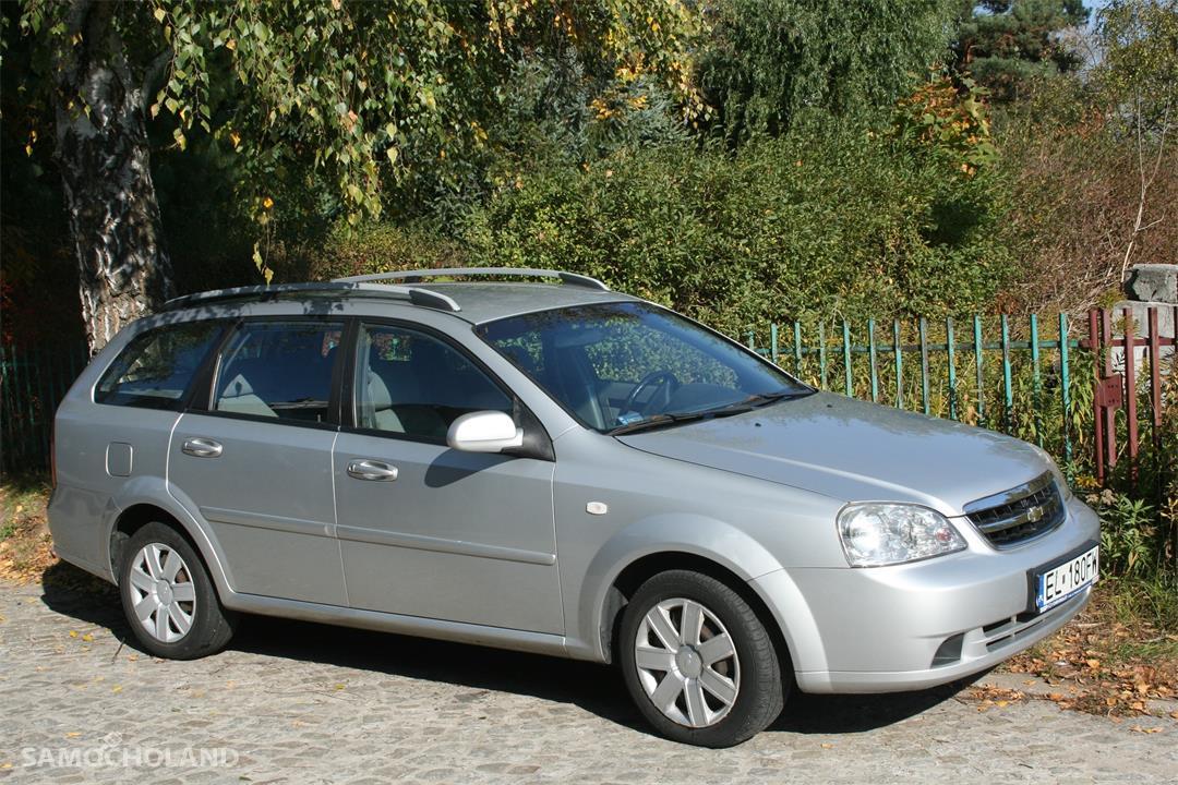 Chevrolet Lacetti CHEVROLET LACETTI Kombi, diesel 1991 cm3, przebieg 76000 km, 2009 rok, pierwszy właściciel  1