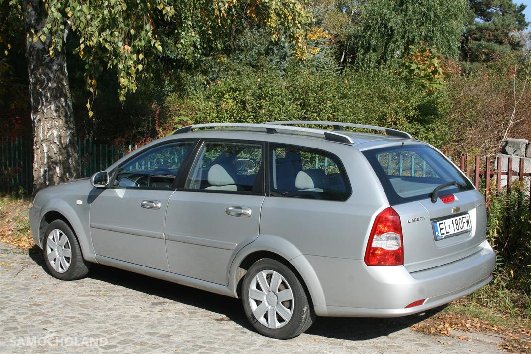 Chevrolet Lacetti CHEVROLET LACETTI Kombi, diesel 1991 cm3, przebieg 76000 km, 2009 rok, pierwszy właściciel  2