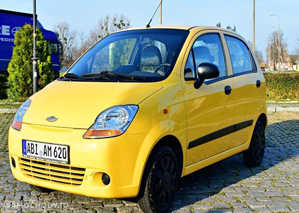Chevrolet Matiz Sprowadzony z Niemiec 1