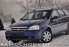 chevrolet Chevrolet Nubira AUTO Z BEZPŁATNĄ 3 M- CZNĄ GWARANCJĄ