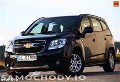 chevrolet z województwa mazowieckie Chevrolet Orlando Sprowadzony z Niemiec