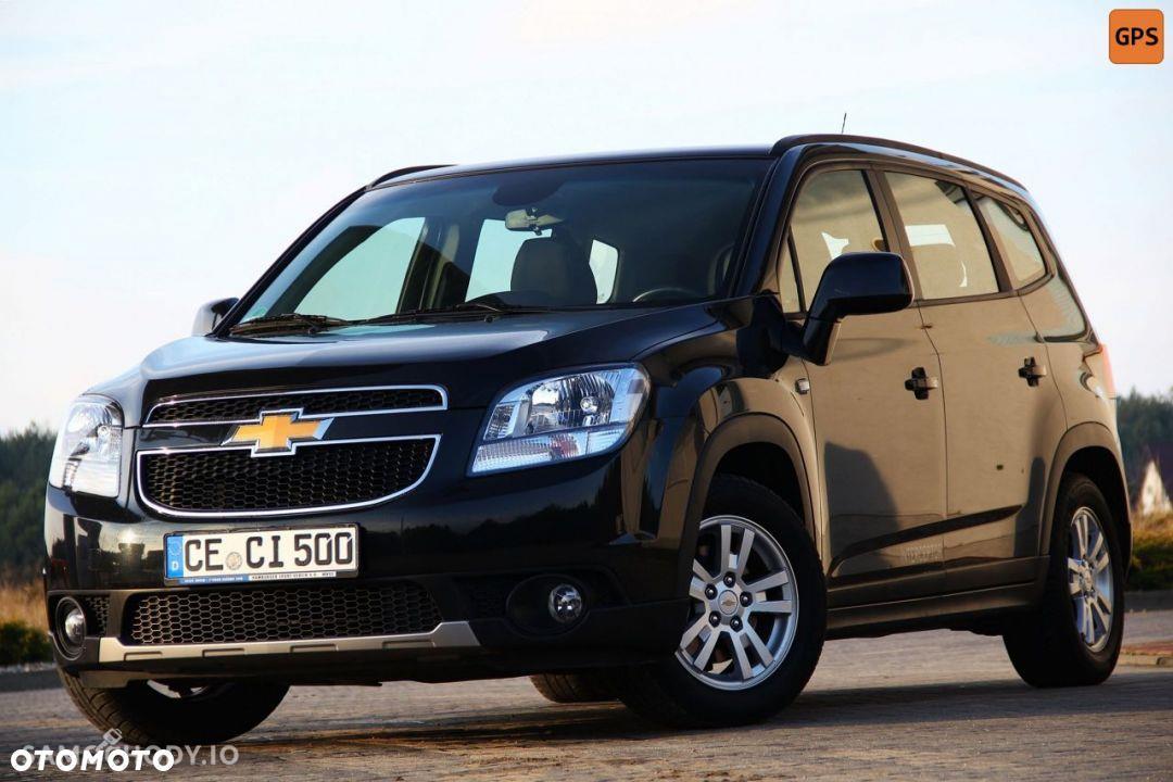 Chevrolet Orlando Sprowadzony z Niemiec 1