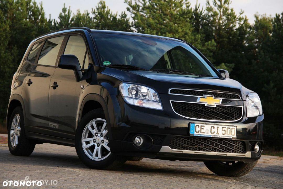 Chevrolet Orlando Sprowadzony z Niemiec 2