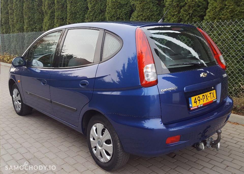 Chevrolet Rezzo auto sprowadzone z Holandii 1