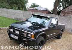 chevrolet Chevrolet S-10 Sprzedam lub przyjmę w rozliczeniu inne auto