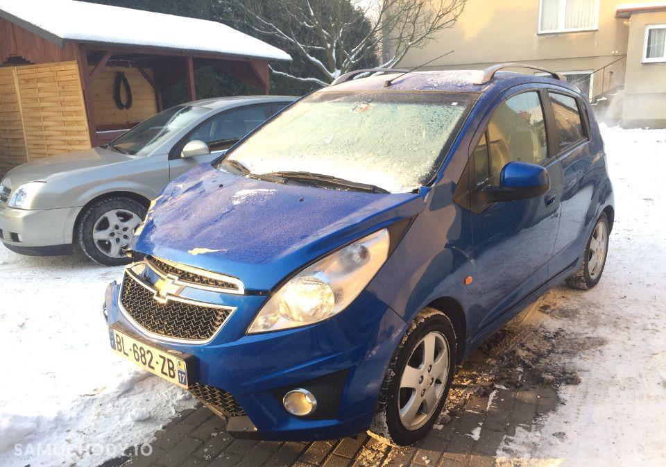 Chevrolet Spark AUTO USZKODZONE - 100% SPRAWNE 2