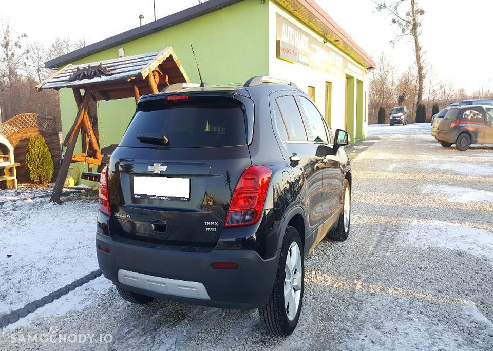 Chevrolet Trax Samochód sprowadzony z Francji. 1