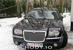 chrysler 300c samochód kupiony w polskim salonie