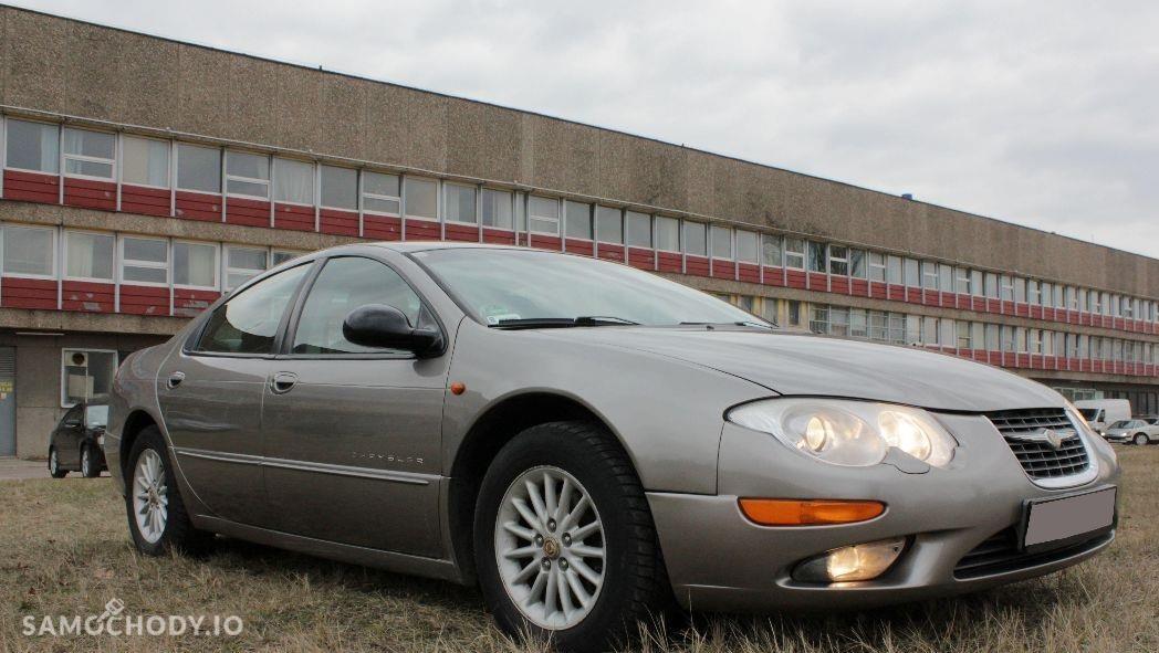 Chrysler 300M Benzyna+LPG , komplet dokumentów , automat 1