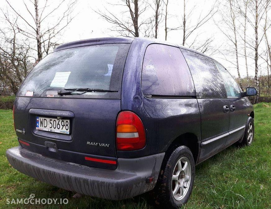 Chrysler Caravan WERSJA II , hatchback , 1999 2
