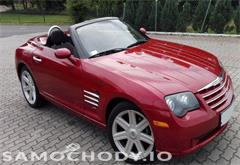 chrysler crossfire Chrysler Crossfire kabriolet , napęd na tył  , klima