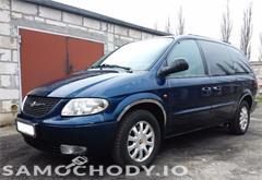 chrysler grand voyager iii (2001-2006) Chrysler Grand Voyager III (2001-2006) Van (minibus) , skóra , + opony zimowe