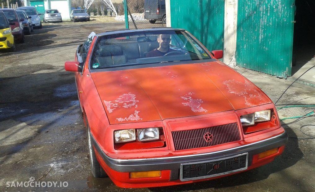 Chrysler Le Baron kabriolet , 2.2 , 177 KM 1