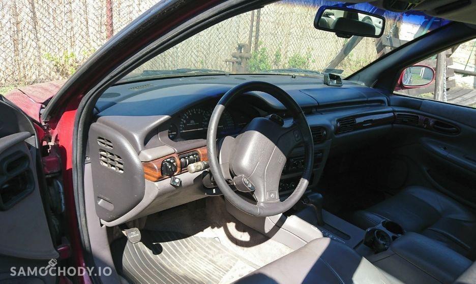 Chrysler Vision Benzyna+LPG , zarejestrowany , garażowany 4