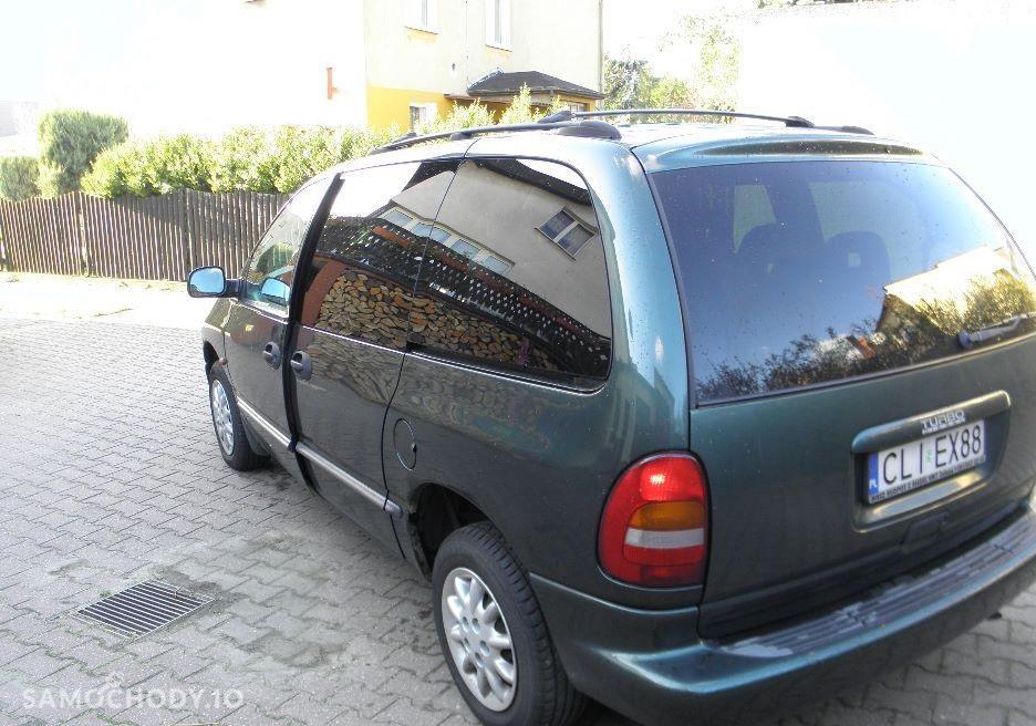 Chrysler Voyager II (1995-2000) kupiony w polskim salonie , orginalny przebieg , Dwa komplety opon zima lato. 2