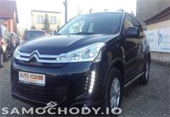 citroen c4 aircross suv , system start-stop , światła led