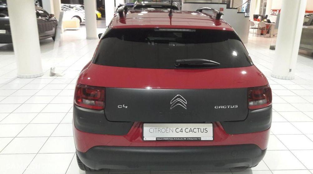 Citroen C4 Cactus nowy , bogate wyposażenie , światła LED 2