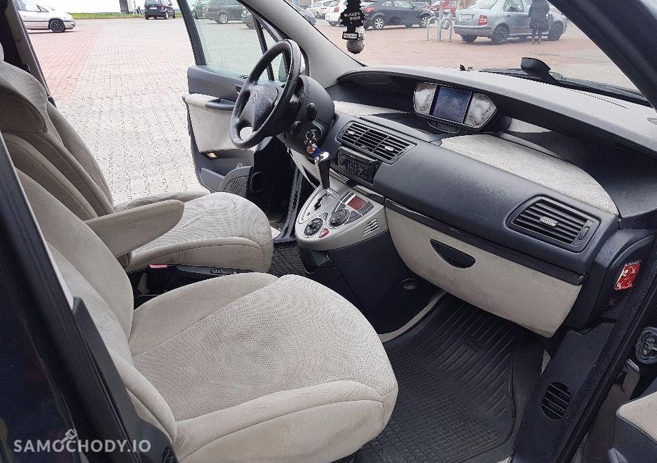 Citroen C8 automat , minivan , full wyposażenie 4