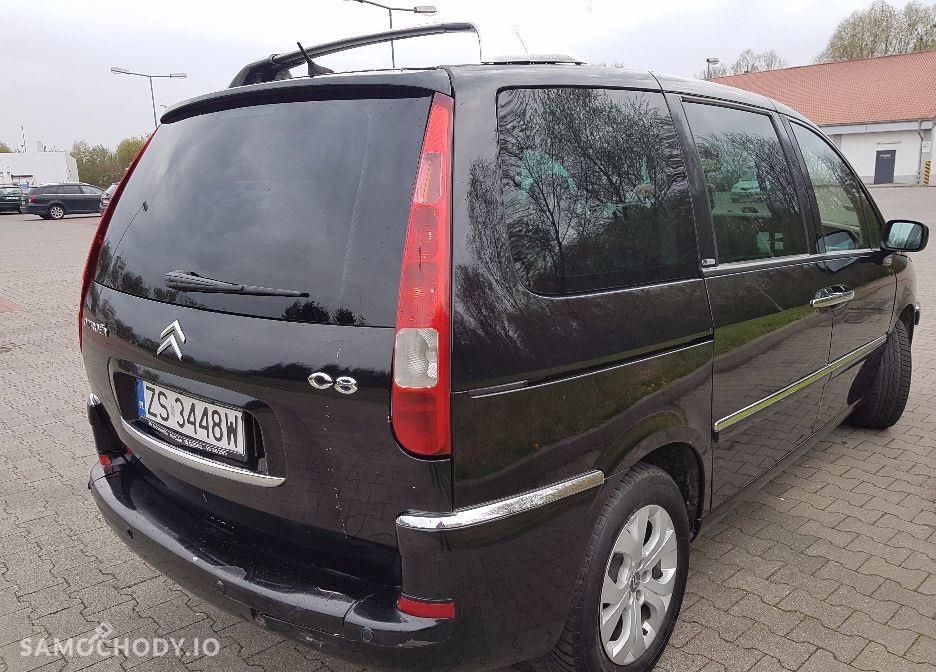 Citroen C8 automat , minivan , full wyposażenie 2