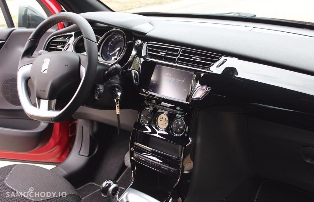 Citroen DS3 model po lifcie , niski przebieg , sportowy  4