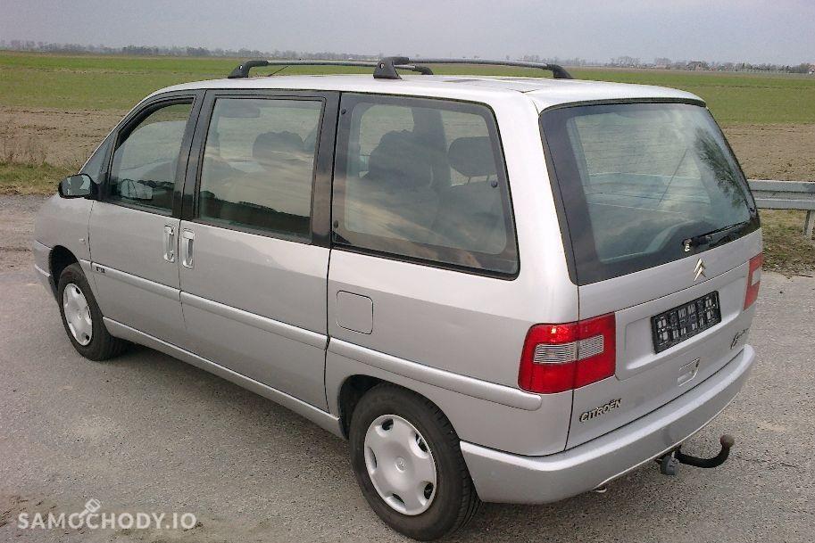 Citroen Evasion minivan , 7-osobowy , rellingi dachowe 2