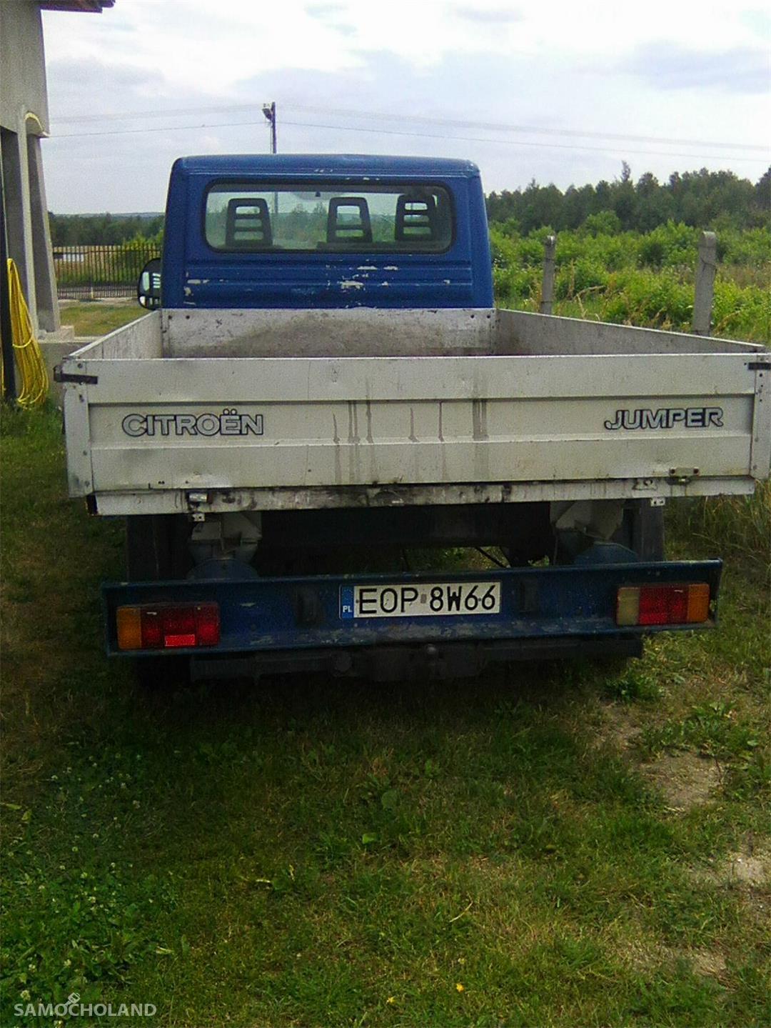 Citroen Jumper I (1994-2006) samochud dostawczy skrzyniowy 7