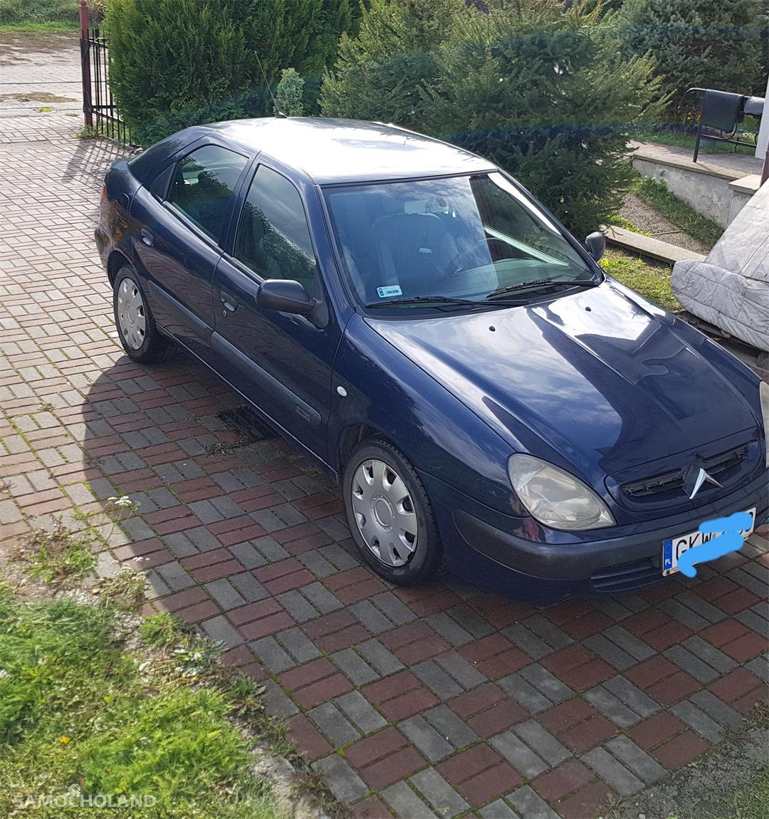 Citroen Xsara II (2001-2004)  Citroen Xsara 1.9 D Nowy Rozrząd 11