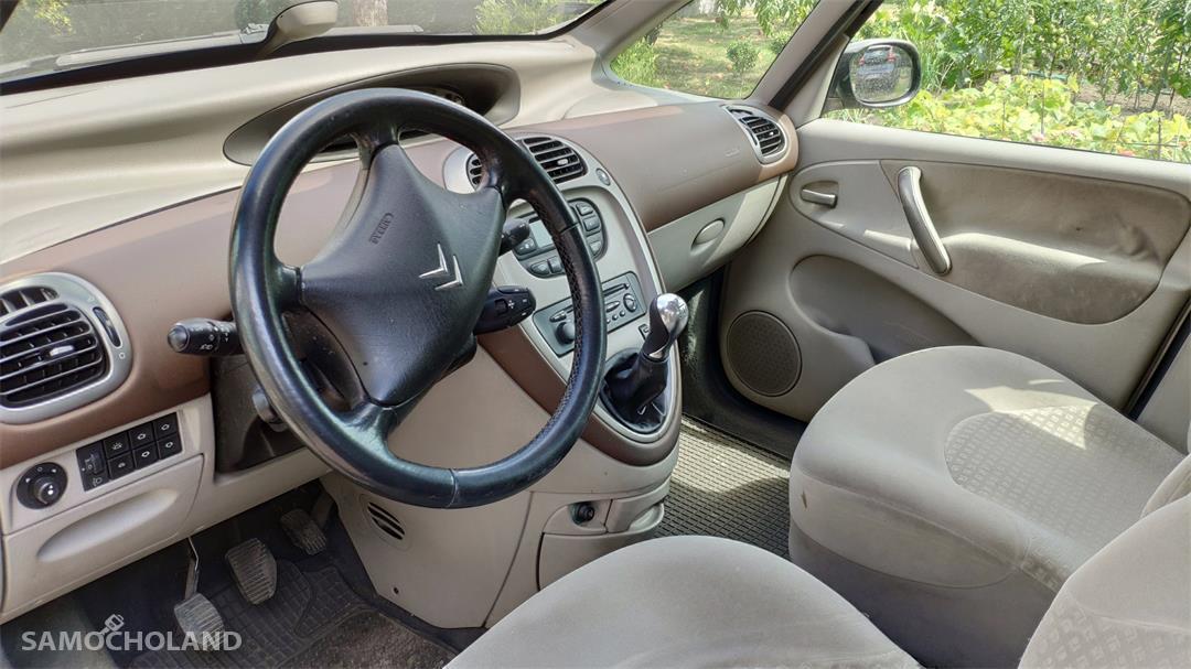 Citroen Xsara Picasso 133000KM, diesel, garażowany 11