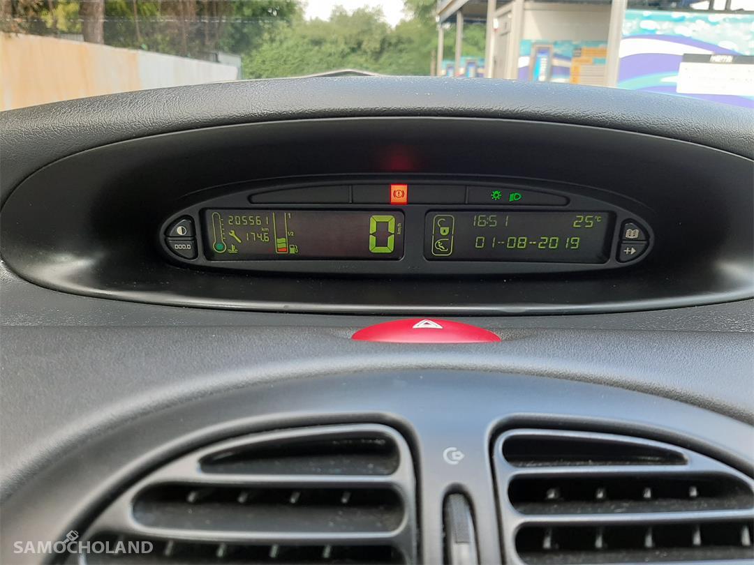 Citroen Xsara Picasso Benzyna+LPG  22