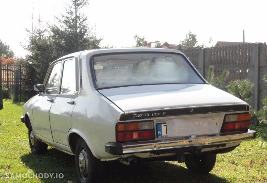 Dacia 1310 Bezwypadkowy , oryginalna książka napraw i obsługi , zadbane 2