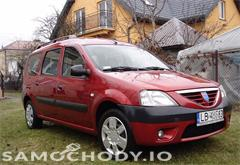 dacia z województwa lubelskie Dacia Logan I (2004-2012) 1.5 DCi 7-os Klima Relingi MCV