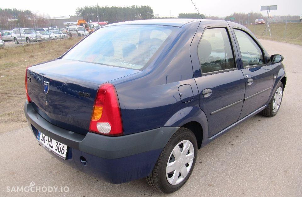 Dacia Logan I (2004-2012) 75KM bezwypadkowa, bdb stan 1