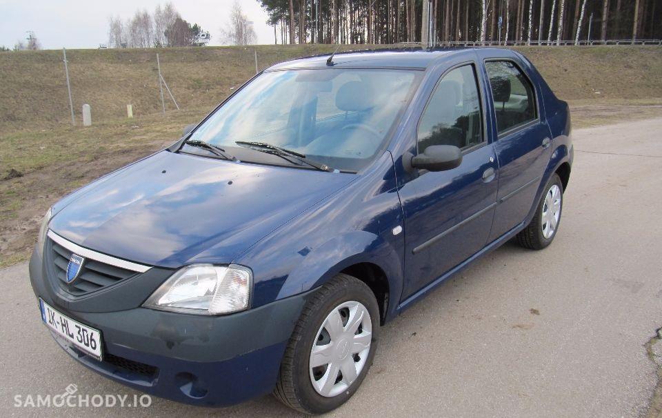 Dacia Logan I (2004-2012) 75KM bezwypadkowa, bdb stan 2