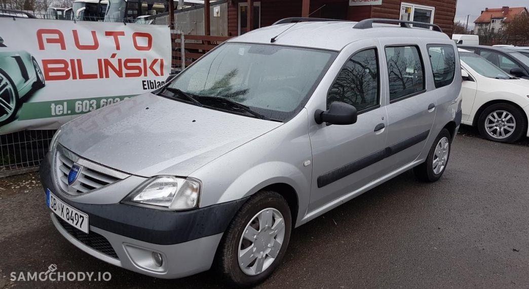 Dacia Logan Van 7-osobowa , klima  , nowy rozrząd 1