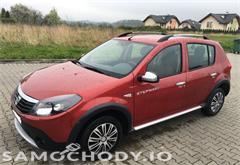 dacia Dacia Sandero Stepway ekonomiczny , mały przebieg , klima