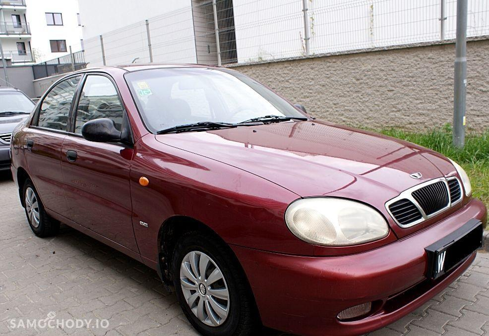 Daewoo Lanos bezywpadkowy , zero rdzy , pierwszy właściciel 1