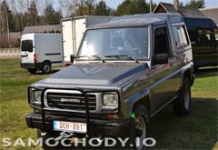 daihatsu Daihatsu Rocky 4x4 , terenowy, metalik