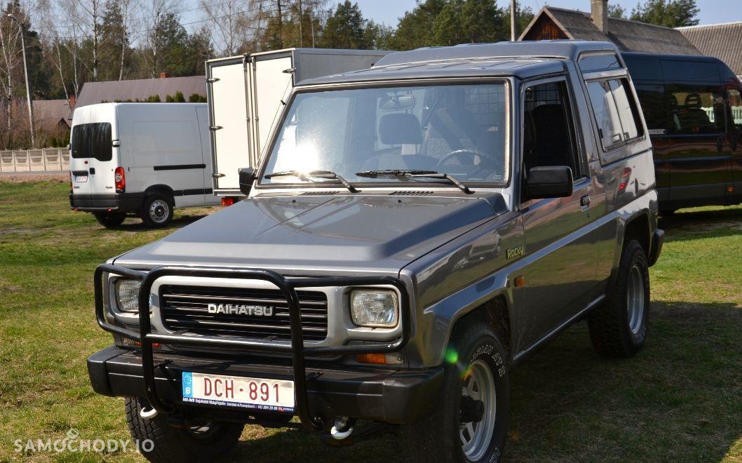 Daihatsu Rocky 4x4 , terenowy, metalik 1