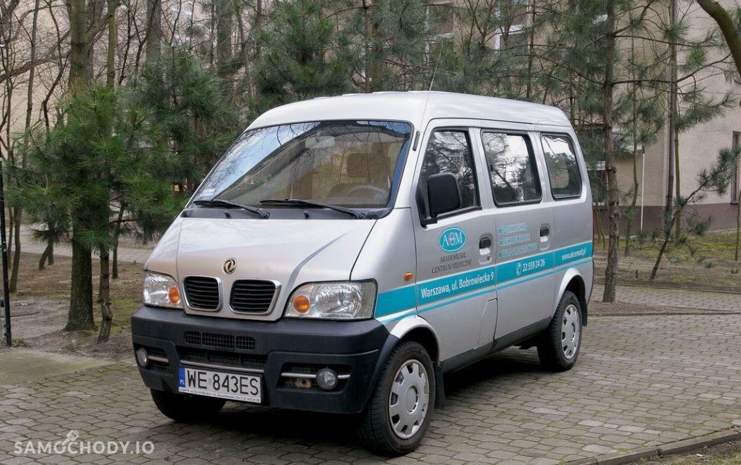 DFSK Mini Bus 7-osobowy,bezwypadkowy , I właściciel 1