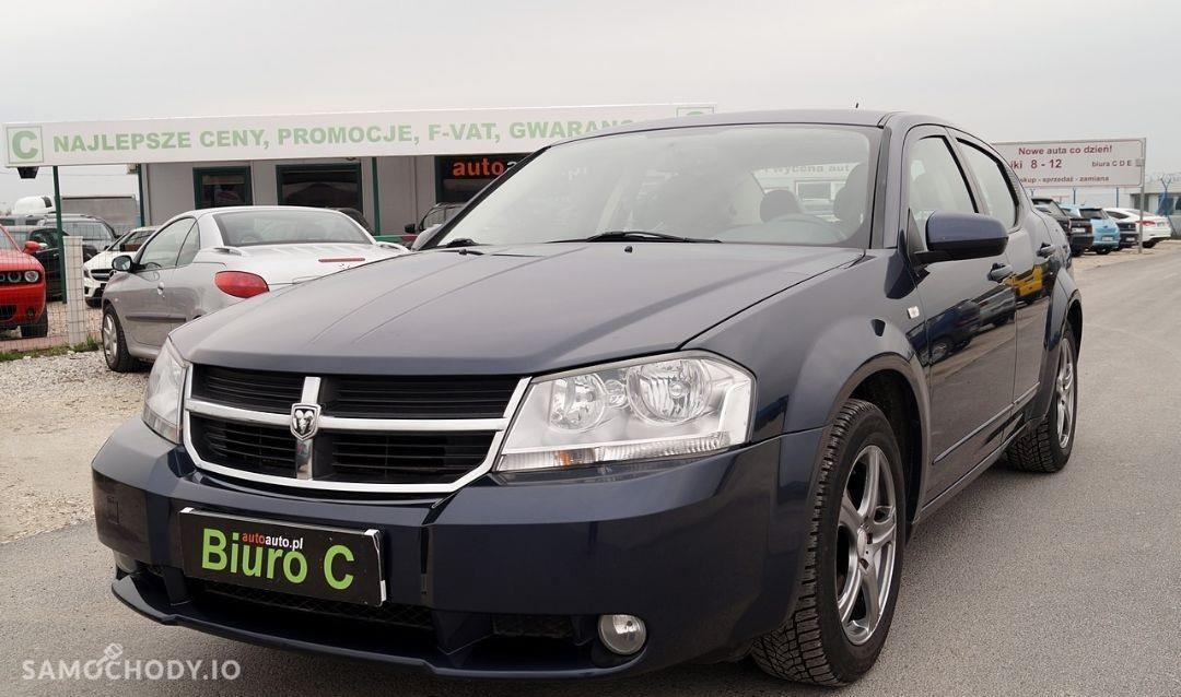 Dodge Avenger BOSTON Premium, ASO, Skóra, Alu 1