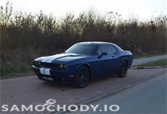 dodge z województwa podlaskie Dodge Challenger Benzyna+LPG 3.5 270KM