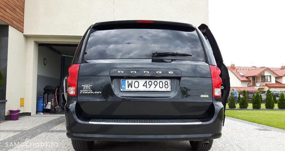 Dodge Grand Caravan USB el. szyby Alusy 2013r. 2